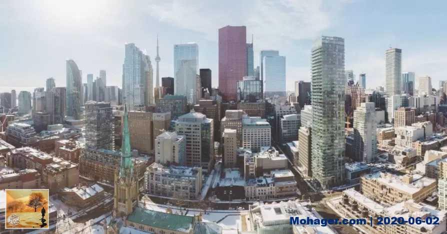 تورونتو تريد من الجميع العمل والدراسة من المنزل حتى سبتمبر