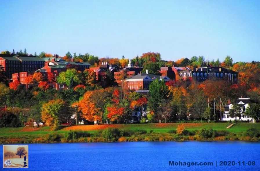 فوائد المعيشة في المدن الصغيرة في كندا