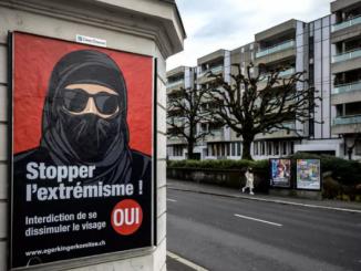 سويسرا في طريقها إلى حظر النقاب في الأماكن العامة | مهاجر