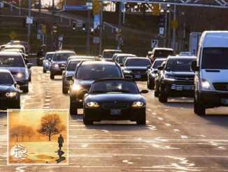 غرامات بأكثر من 4000 دولار في مونتريال للقيادة خلال حظر التجول | مهاجر